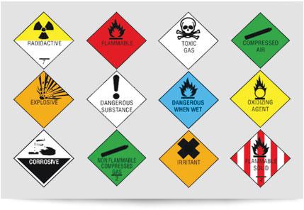 Характеристика опасных грузов | Лаборатория ADR